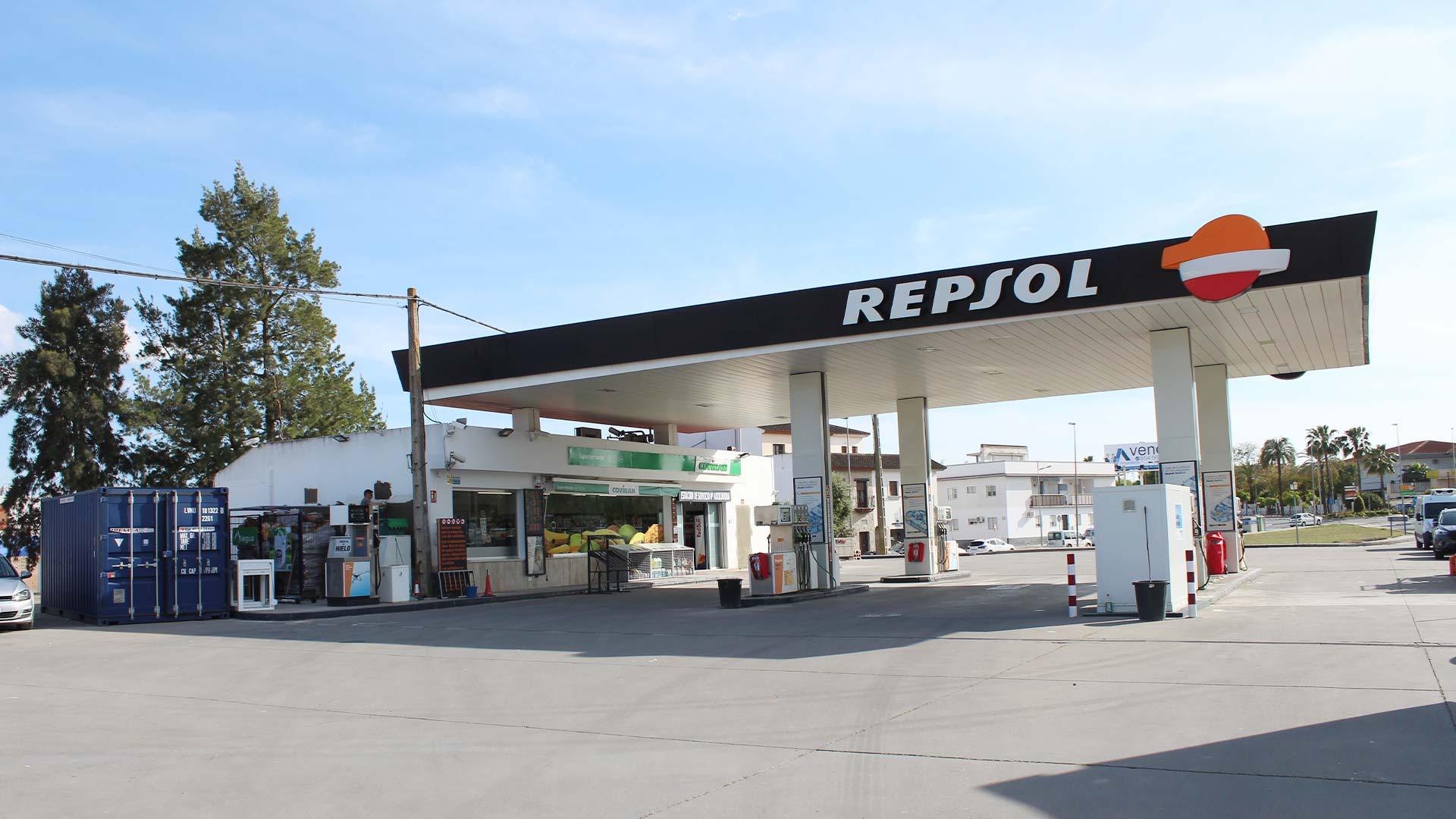 LEBRIJA <br> SEVILLA (REPSOL)