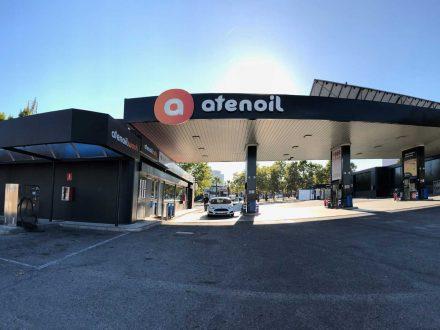 Atenoil Parla Gasolinera