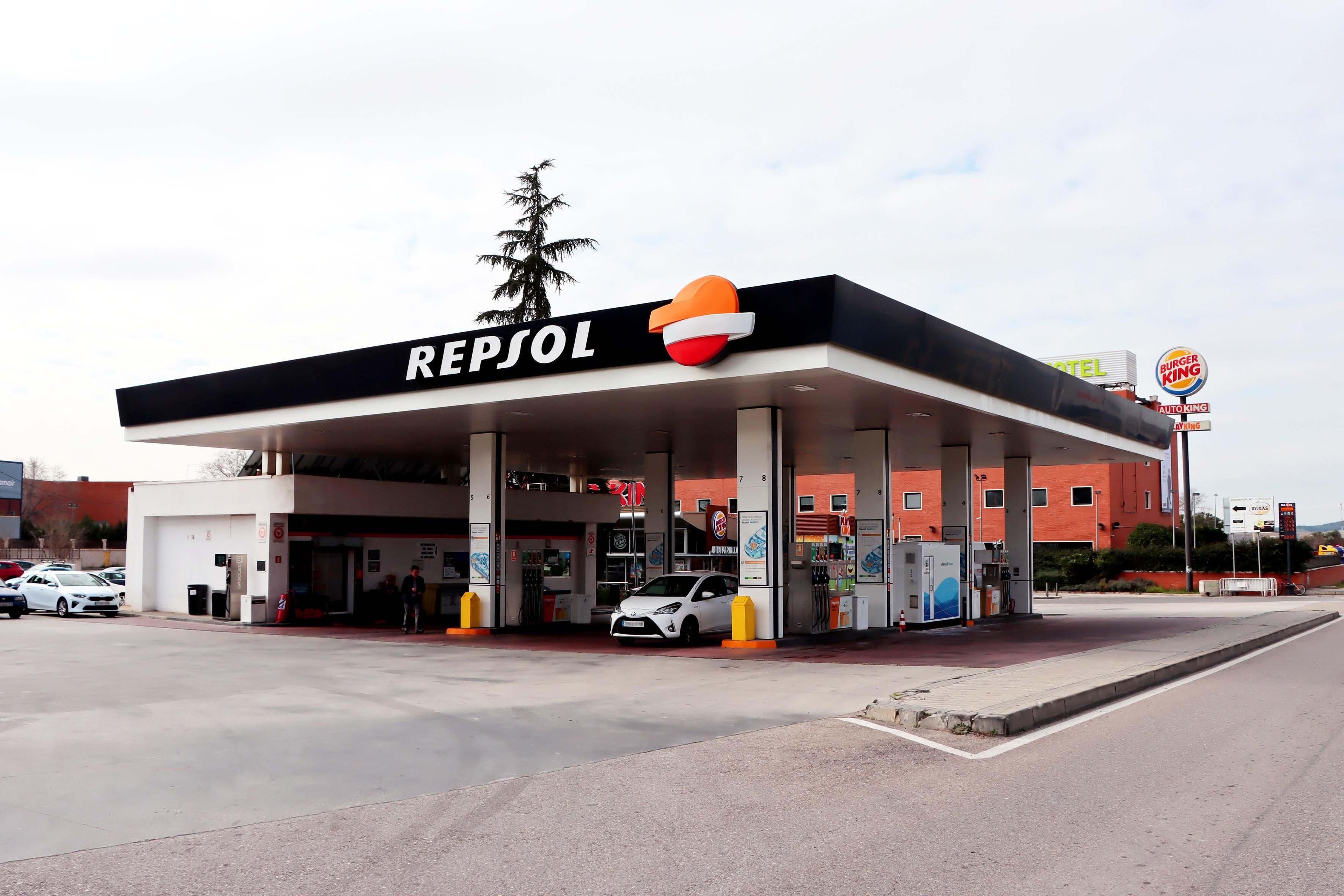 REPSOL ARGANDA DEL REY <br> MADRID